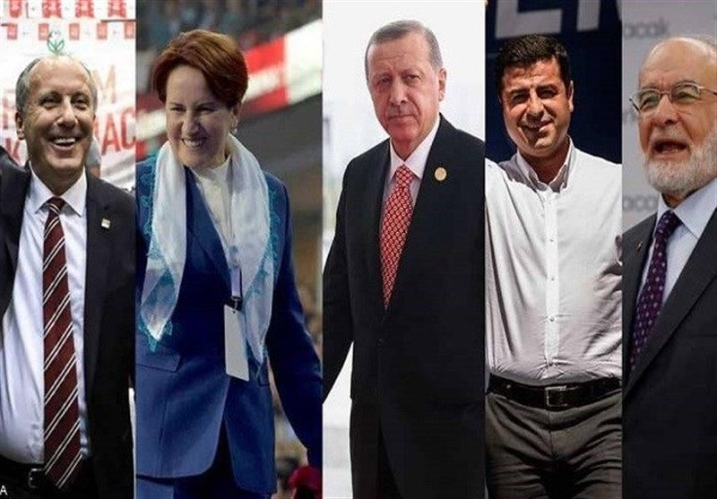 Erdogan Leads Partial Count in Pivotal Turkey Poll