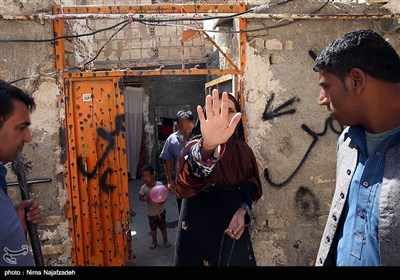 پلمپ مراکز توزیع مواد مخدر در شهرک شهید رجایی - مشهد