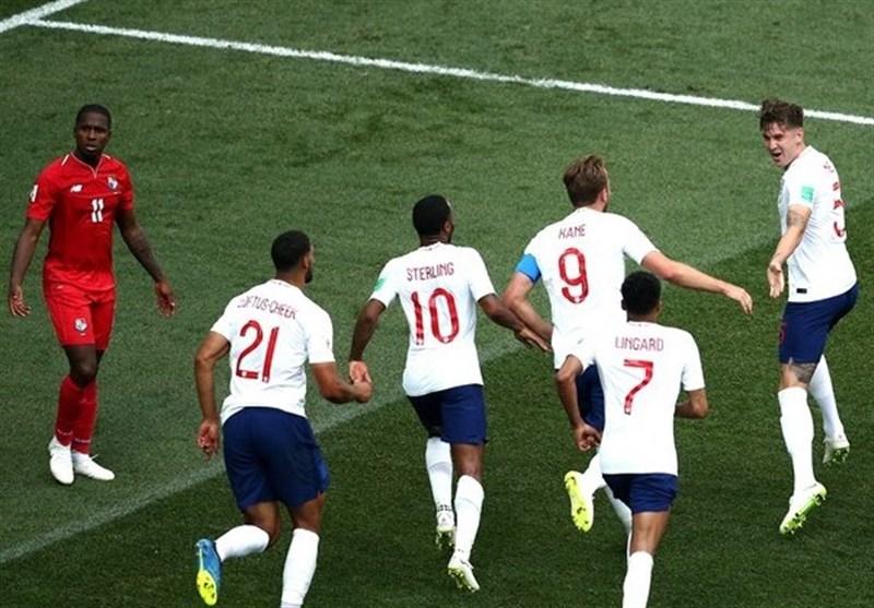 جام جهانی 2018| ترکیب تیمهای انگلیس و کلمبیا مشخص شد