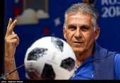 Carlos Queiroz Staying as Iran Coach, Says FFIRI President Taj