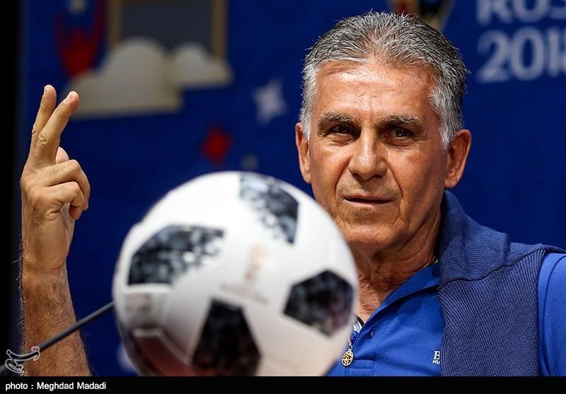 Carlos Queiroz Staying as Iran Coach, Says FFIRI President Taj