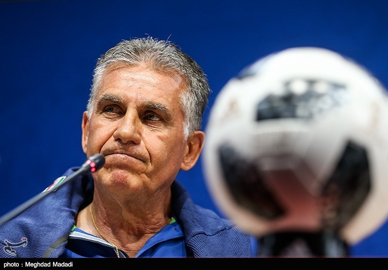 Carlos Queiroz Wary of Dangerous Portugal