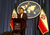 Spokesman Hits Back at US's Pompeo for Anti-Iran Remarks