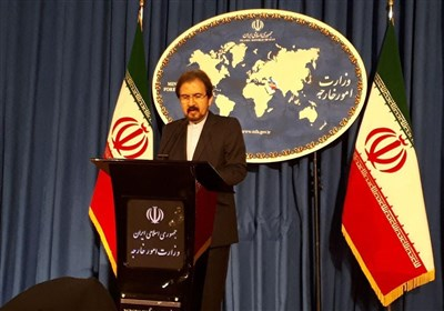 Iran's Dialogue with Europe on Missile Program 'Not Unnatural': Spokesman