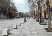زنجان| رویکرد اصلی طرح پیادهراه خیابان امام(ره) حذف خودروهای شخصی است