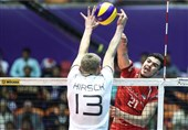 Iran Edges Past Germany in VNL