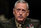 ماتیس: آمریکا قابلیتهای موشکی کره شمالی را بسیار جدی میگیرد