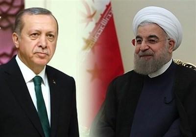 صدر روحانی کی جانب سے اردگان کو کامیابی پر مبارکباد کا پیغام