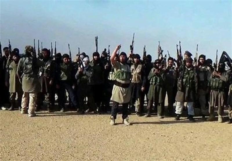 حمله داعش به نیروهای ارتش عراق در مرز عربستان