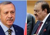 صدر کی رجب طیب اردغان کو صدارتی انتخابات میں کامیابی پرمبارکباد