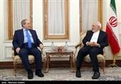 دیدار قائم مقام وزیر خارجه سوریه با ظریف