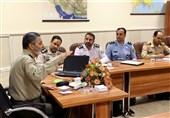 برگزاری جلسه هماندیشی دانشجویان دافوس با حضور فرمانده ارتش