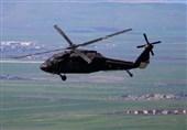انتقال داعشیها با بالگردهای ارتش آمریکا از حومه الحسکه سوریه