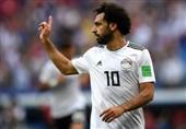 جام جهانی 2018| صلاح بهترین بازیکن دیدار عربستان و مصر شد