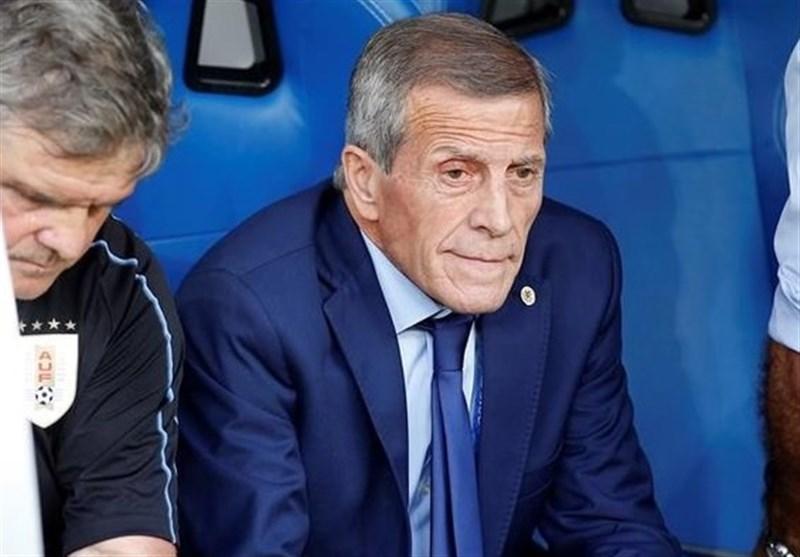 جام جهانی 2018  تابارس: حذف شدیم چون فرانسه بهتر از ما بازی کرد/ اشتباه موسلرا؟ فقط آنهایی که چیزی نمیدانند، اشتباه نمیکنند