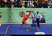 اصفهان قهرمان رقابتهای ووشو جوانان کشور شد