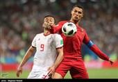 جام جهانی 2018| ایران یک- پرتغال یک؛ حذف از جام به خاطر یک امتیاز/ ناکامی رونالدو مقابل بیرانوند