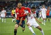 جام جهانی 2018  خداحافظی مراکش با جام جهانی با تساوی مقابل اسپانیا/ ماتادورها با 5 امتیاز صعود کردند