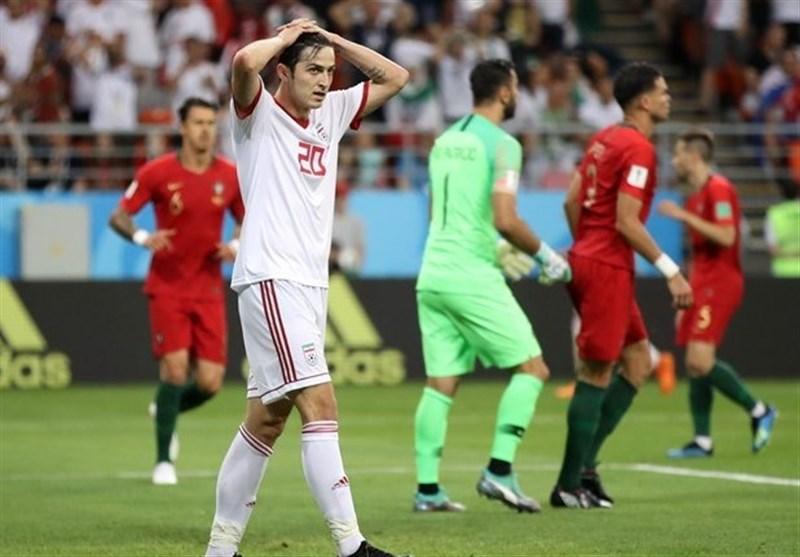 ویدئو:خلاصه بازی ایران مقابل پرتغال (جام جهانی 2018)