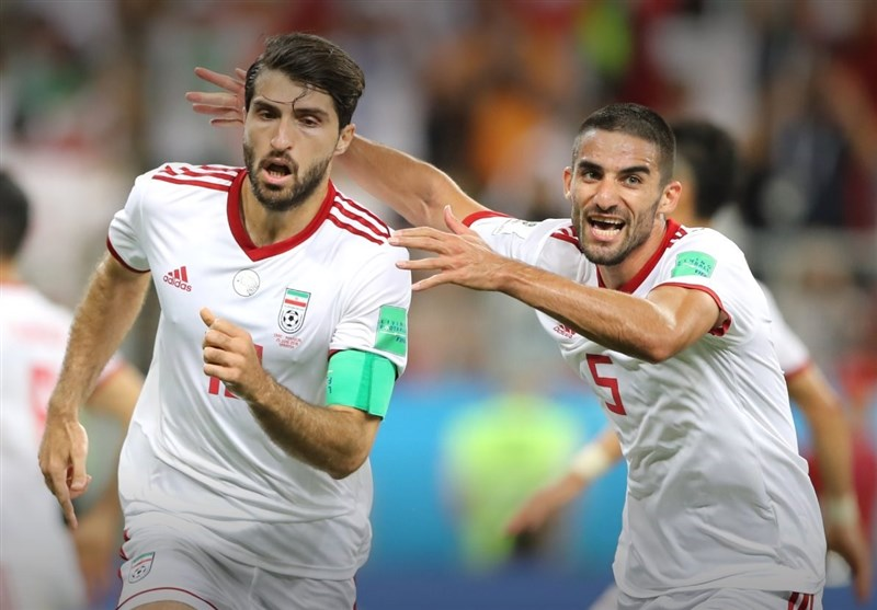 World Cup: Brave Iran Snatches Draw against Portugal
