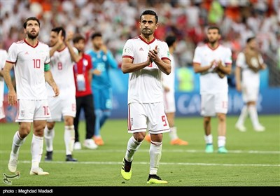 دیدار تیمهای ملی فوتبال ایران و پرتغال