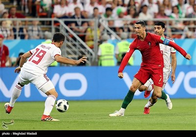 World Cup: Iran Equalizes in Stoppage Time to Hold Portugal 1-1