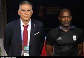 کیروش: موفقیت تیم ملی با فداکاری کادری متعهد رقم خورد