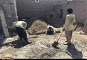 رزمایش خدمت رسانی بدون دستمزد در سیستان و بلوچستان برگزار میشود