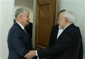 دبیر شورای امنیت ملی ازبکستان با ظریف دیدار کرد