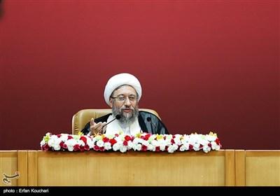 آملی لاریجانی: نظام جمهوری اسلامی نشان داده رأی مردم حرف اول در عالم سیاست است