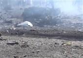 تحولات یمن| افزایش آمار قربانیان جنایت سعودیها در عمران/ حمله هوایی به اتوبوس حامل آوارگان در الحدیده