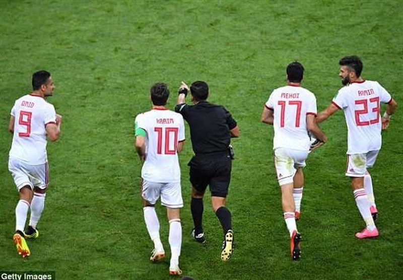 Iran Can Advance to World Cup Knockout Stage Next Time: Ansarifard