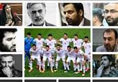 واکنش چهرههای مقاومت به غیرت ملی در بازی ایران+تصاویر