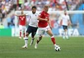 جام جهانی 2018| تساوی فرانسه و دانمارک از دریچه دوربین