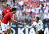 World Cup: Goalless Draw Sees Denmark Progress