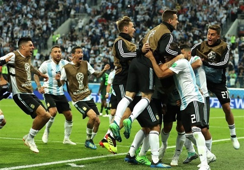 Rojo Returns to Haunt Nigeria as Argentina Progress