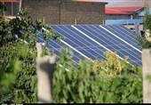 ساخت نیروگاه خورشیدی 20 مگاواتی با حضور وزیر علوم آغاز شد