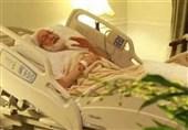 اولین فیلم منتشر شده از آیت الله عیسی قاسم در بیمارستان لندن