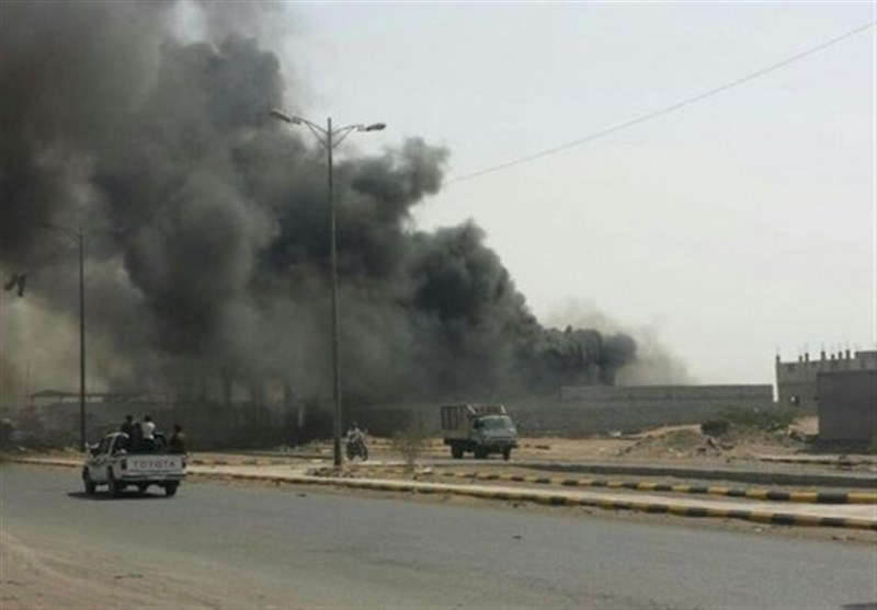 سعودی اتحاد کی اسرائیل پیروی؛ اسپتال پر بمباری کرکے 40 افراد شہید کردیا