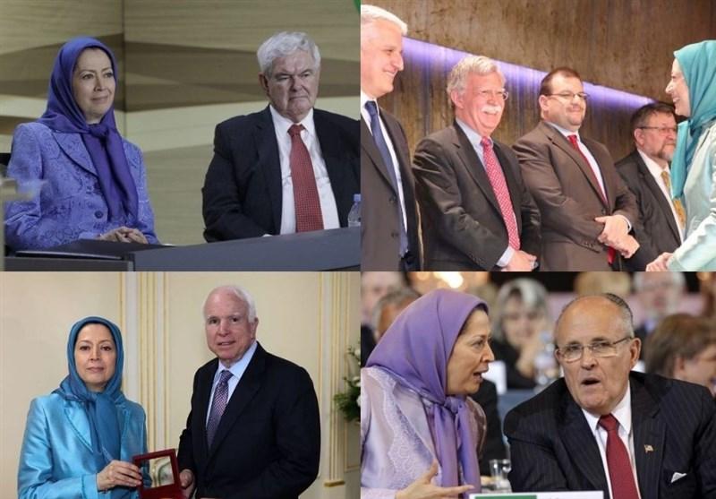 سلطهی دلار بر شرافت؛ چگونه منافقین از لیست گروههای تروریستی خارج شدند؟ + فتوکلیپ