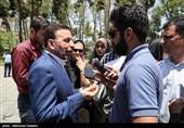 گفتگو|محمود واعظی: حساب علی لاریجانی را از مجلس جدا میدانیم