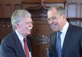 روابط دوجانبه، مهمترین موضوع مذاکرات بولتون با لاوروف و پوتین