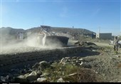 رفع تصرف بیش از 157 هکتار اراضی ملی قشم؛ شهروندان تخریب و تصرف اراضی را گزارش کنند