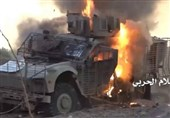 تحولات یمن|7 شهید در حمله هوایی سعودی به الحدیده؛ توپخانه ارتش یمن مواضع مزدوران را درهم کوبید