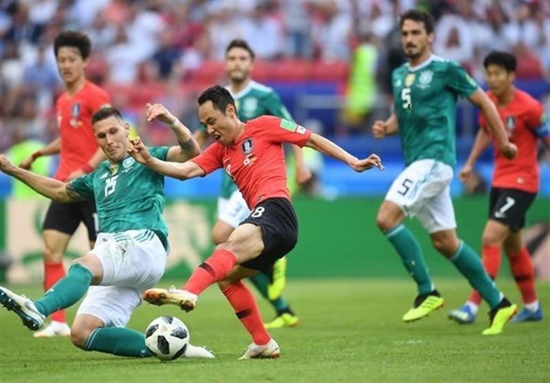 جام جهانی 2018| شکست آلمان مقابل کرهجنوبی به روایت تصویر