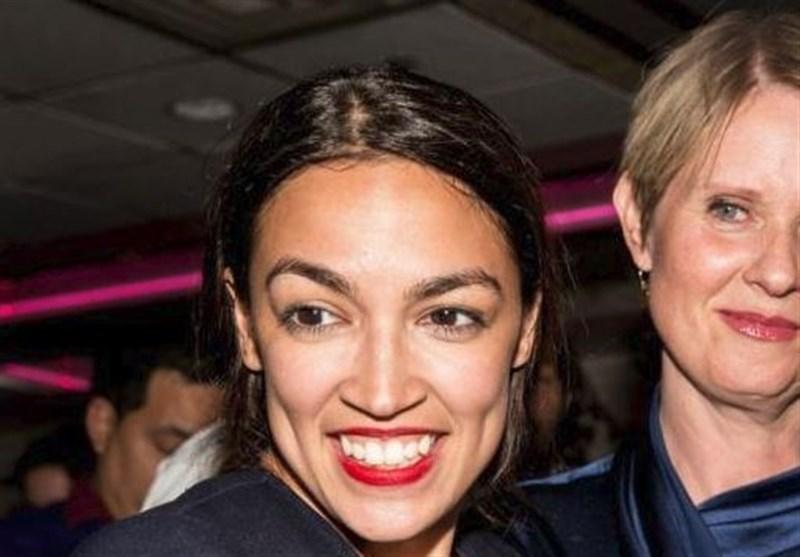 زن شگفت انگیز در انتخابات آمریکا