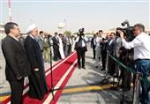روحانی در بندرعباس: پالایشگاه ستاره خلیج فارس پروژه کمنظیر در جهان است