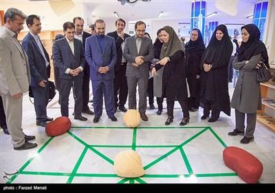 دومین روز سفر مدیرعامل کانون پرورش فکری کودک و نوجوان به کرمانشاه