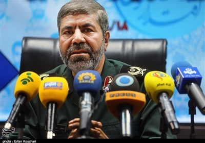 Spokesman Highlights IRGC Measures to Serve Iran's Arbaeen Pilgrims