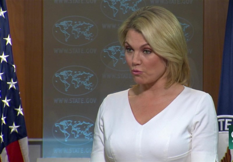 ترامپ در حال بررسی معرفی نائورت به عنوان نماینده آمریکا در سازمان ملل